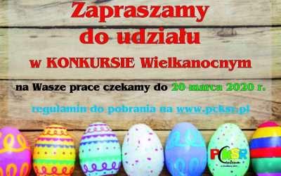 """Konkurs """"Ozdoby Wielkanocne"""""""